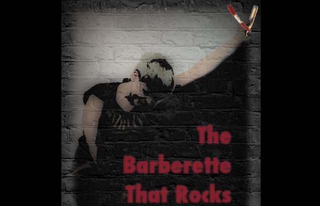 Introducing our Barberette!
