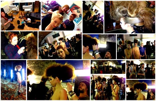 Alien Inspiration at London Fashion Week a/w 2013