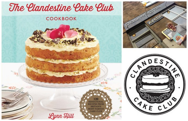Clandestine Cakes Cookbook