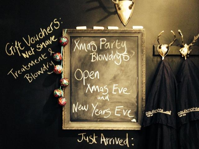 Christmas Openings 2013